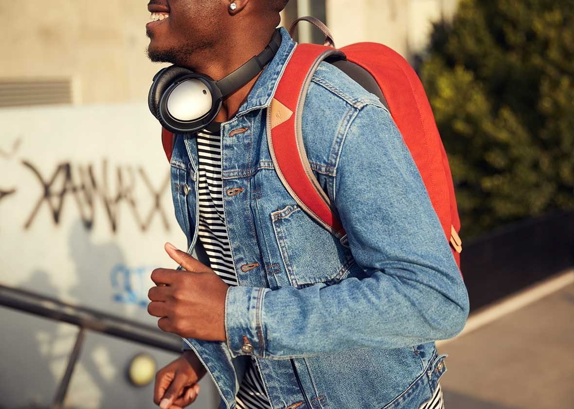 Campus backpack feature 3