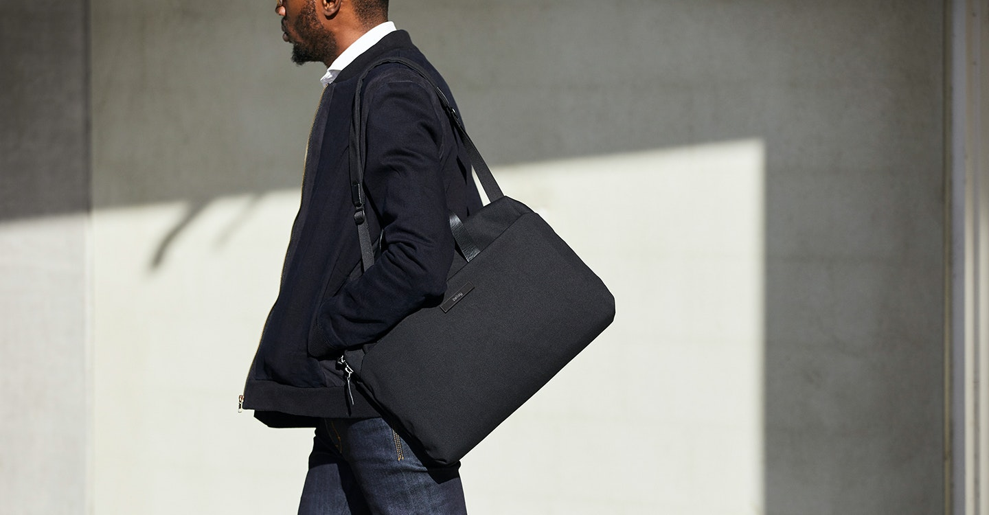 Slim Work Bag | Water-resistant Bag With Laptop Protection | Bellroy