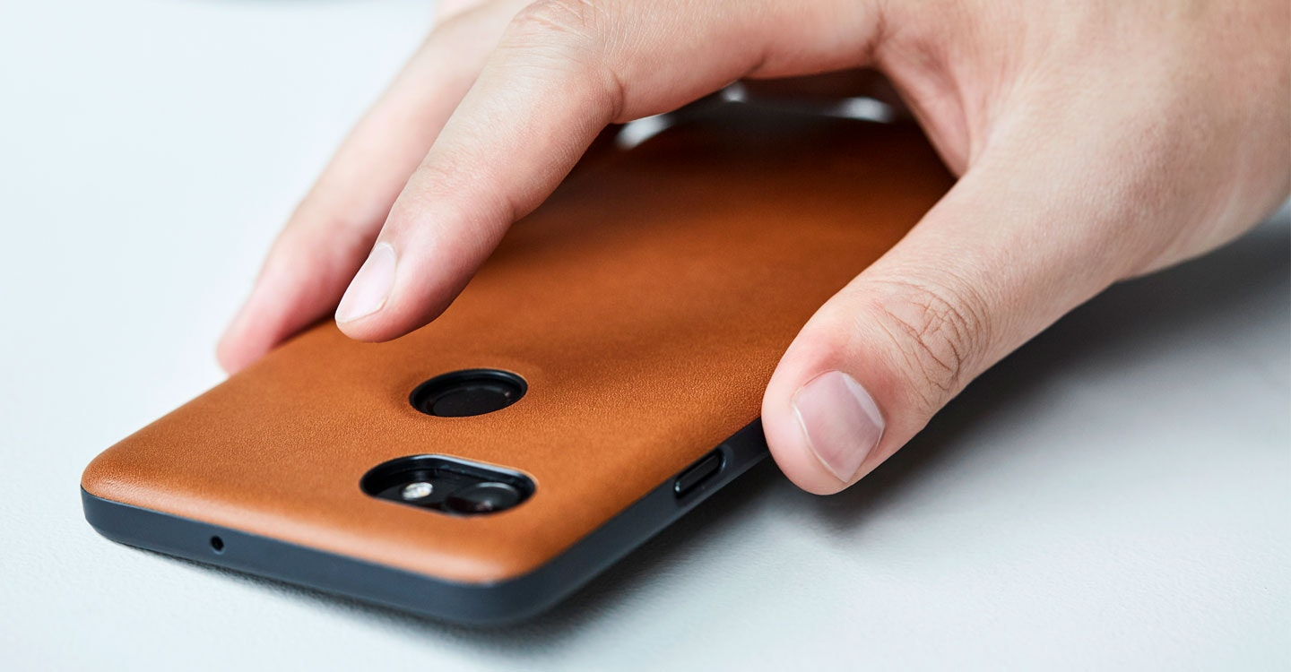purchase cheap a9824 ac6a1 Leather Case for Pixel 2 | Last Chance To Buy | Bellroy