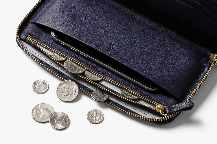 Folio Wallet - Navy - Bellroy
