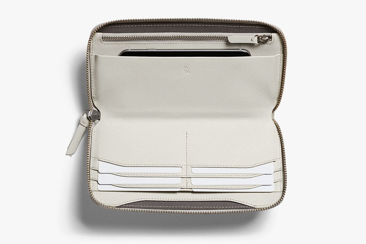 Folio Wallet - Alabaster - Bellroy
