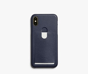 Phone Case – 1 Card - iPhone X - Bellroy