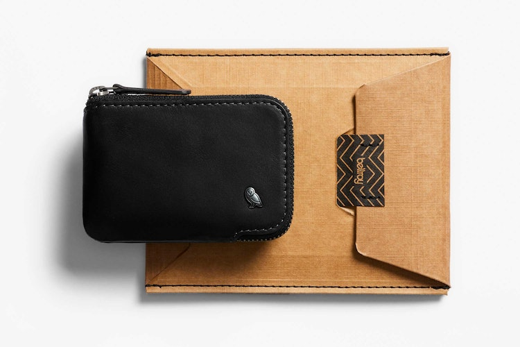 4cf3455fbd8d5 Card Pocket: Slim Leather Card Holder Wallet & Case | Bellroy