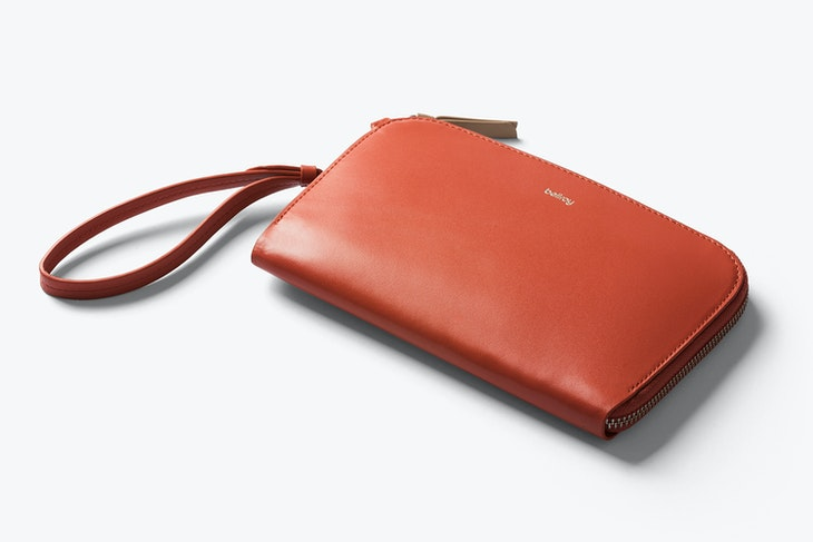 9aa5e1724bd6 Leather Clutch | Women's wallets, clutches, bags | Bellroy